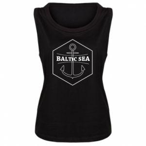 Women's t-shirt Baltic Sea