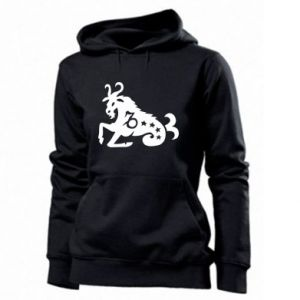 Women's hoodies Koziorożec