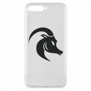 Phone case for Huawei Y6 2018 Capricorn