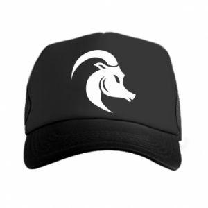Trucker hat Capricorn