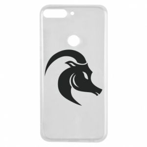 Phone case for Huawei Y7 Prime 2018 Capricorn