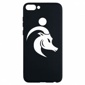 Phone case for Huawei P Smart Capricorn
