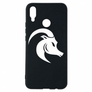 Phone case for Huawei P Smart Plus Capricorn