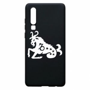 Phone case for Huawei P30 Koziorożec