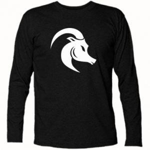 Long Sleeve T-shirt Capricorn - PrintSalon