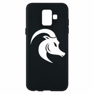 Phone case for Samsung A6 2018 Capricorn