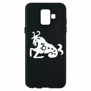 Phone case for Samsung A6 2018 Koziorożec
