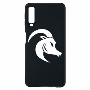 Phone case for Samsung A7 2018 Capricorn