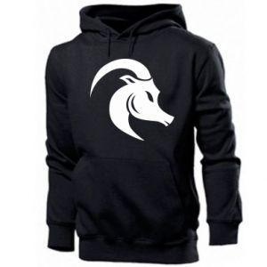 Men's hoodie Capricorn