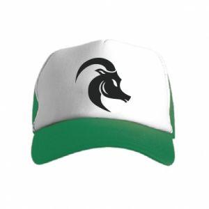 Kid's Trucker Hat Capricorn