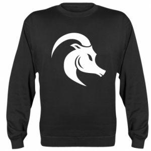 Sweatshirt Capricorn - PrintSalon