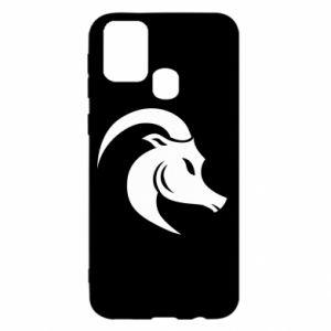 Samsung M31 Case Capricorn