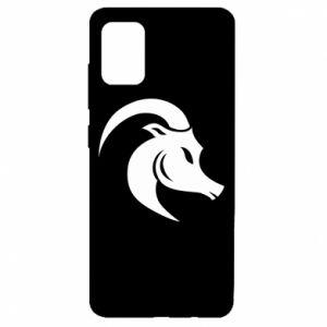 Samsung A51 Case Capricorn