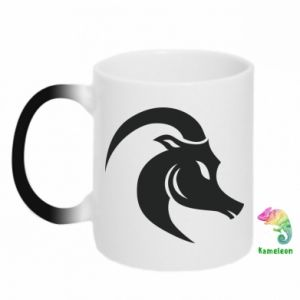 Chameleon mugs Capricorn