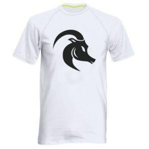 Men's sports t-shirt Capricorn