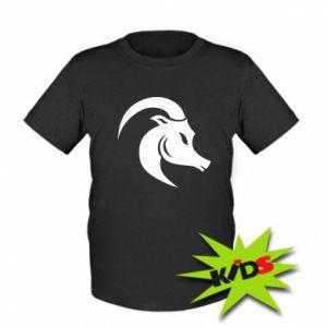 Kids T-shirt Capricorn