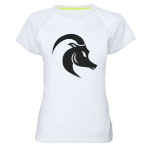 Women's sports t-shirt Capricorn