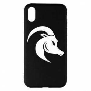 Phone case for iPhone X/Xs Capricorn