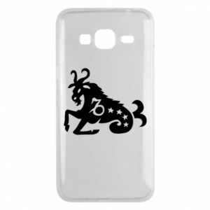 Phone case for Samsung J3 2016 Koziorożec