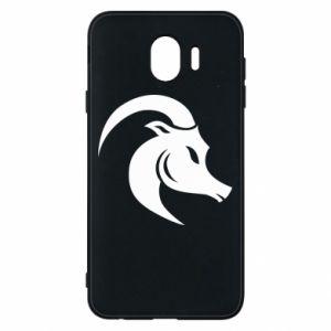 Phone case for Samsung J4 Capricorn