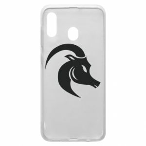 Phone case for Samsung A20 Capricorn