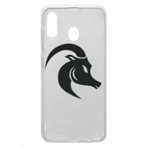 Phone case for Samsung A30 Capricorn