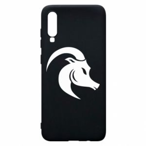 Phone case for Samsung A70 Capricorn