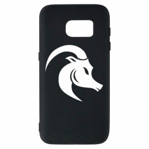 Phone case for Samsung S7 Capricorn