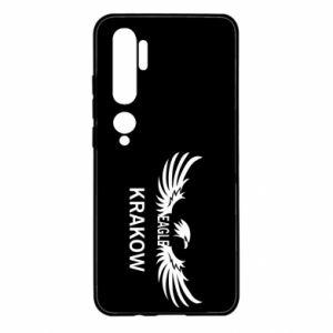 Etui na Xiaomi Mi Note 10 Krakow eagle black or white