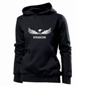 Damska bluza Krakow eagle black or white