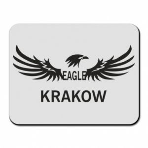 Podkładka pod mysz Krakow eagle black or white