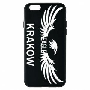 Etui na iPhone 6/6S Krakow eagle black or white