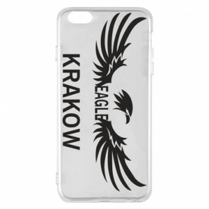 Etui na iPhone 6 Plus/6S Plus Krakow eagle black or white