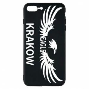 Etui na iPhone 7 Plus Krakow eagle black or white
