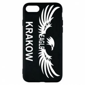 Etui na iPhone 8 Krakow eagle black or white