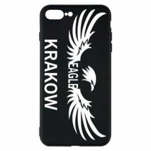 Etui na iPhone 8 Plus Krakow eagle black or white