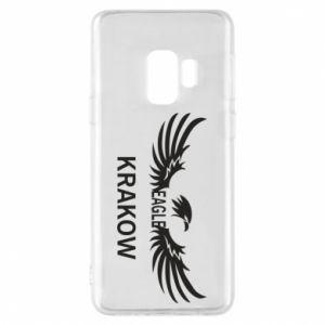 Etui na Samsung S9 Krakow eagle black or white