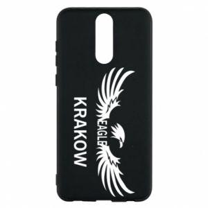Etui na Huawei Mate 10 Lite Krakow eagle black or white