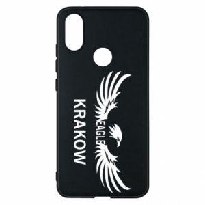 Etui na Xiaomi Mi A2 Krakow eagle black or white