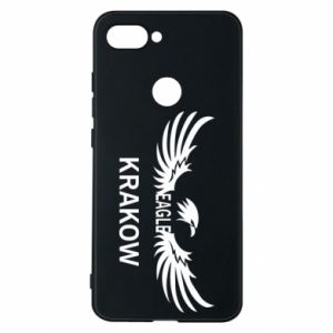 Etui na Xiaomi Mi8 Lite Krakow eagle black or white