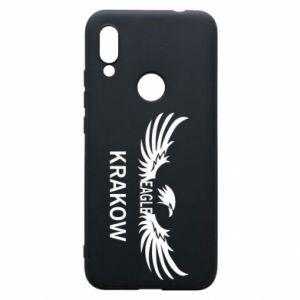Etui na Xiaomi Redmi 7 Krakow eagle black or white