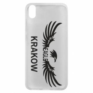 Etui na Xiaomi Redmi 7A Krakow eagle black or white