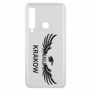 Etui na Samsung A9 2018 Krakow eagle black or white
