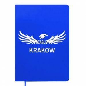 Notes Krakow eagle black or white