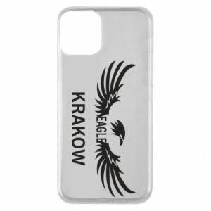Etui na iPhone 11 Krakow eagle black or white