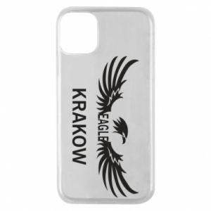 Etui na iPhone 11 Pro Krakow eagle black or white