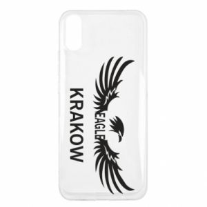Xiaomi Redmi 9a Case Krakow eagle black or white