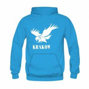 Bluza z kapturem dziecięca Krakow eagle