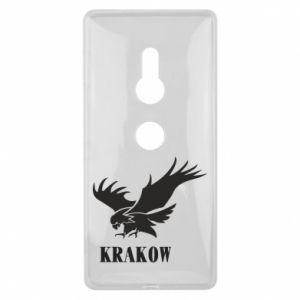 Etui na Sony Xperia XZ2 Krakow eagle