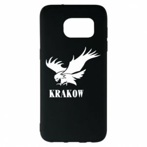 Etui na Samsung S7 EDGE Krakow eagle